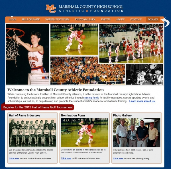 Marshall County High School Athletic Foundation