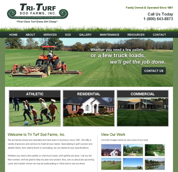 Tri Turf Sod Farms